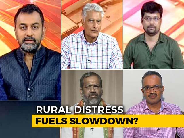 Video : India's Economic Slowdown: Unseen Factors