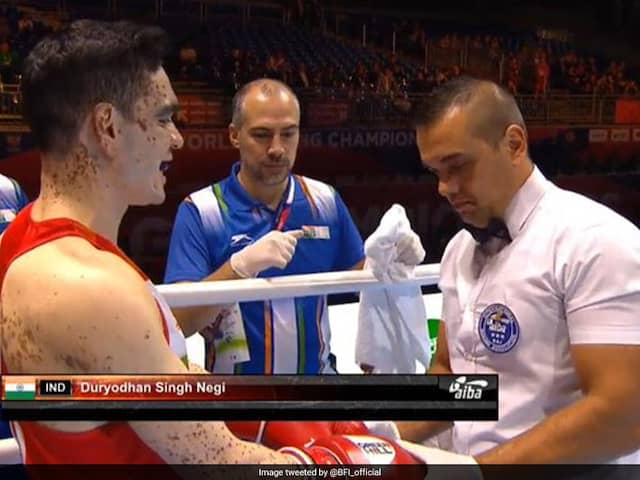 Duryodhan Negi, Satish Kumar Bow Out Of World Boxing Championships
