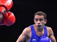Amit Panghal Beats Batuhan Citfci To Enter World Boxing Championships Quarterfinals