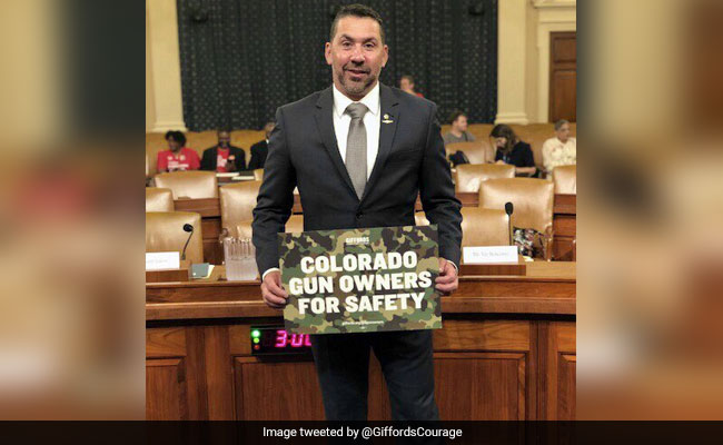 US Veteran And Avid Hunter Becomes Unlikely Gun Control Advocate