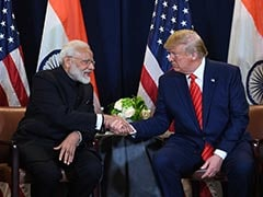 "Trump ""Congratulated PM Modi"", Told Him ""You Have Advantage"". Here's Why"