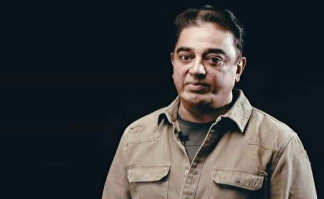 """""""No Shah, Sultan ..."""": Kamal Haasan's Swipe At Home Minister On Hindi Row"""