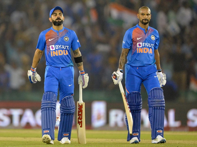 Virat Kohli, Shikhar Dhawan Move Up In ICC Rankings After T20I Series vs South Africa