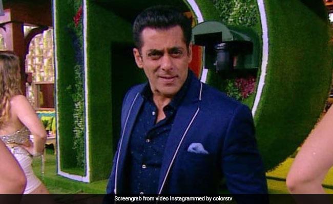 Bigg Boss 13 Premiere: सलमान खान के मुंह से निकला 'कैटरीना' का नाम, यूं शरमाए भाईजान