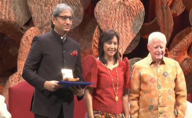 हिंदी पत्रकारिता के लिए गर्व का दिन :  NDTV के मैनेजिंग एडिटर रवीश कुमार रैमॉन मैगसेसे पुरस्कार से सम्मानित