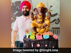 Ganesh Chaturthi 2019: Ludhiana Baker Makes Eco-Friendly Chocolate Ganesha To Feed Underprivileged Kids