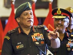 "Armed Forces Driven By ""<i>Insaniyat</i>"" And ""<i>Sharafat</i>"": Army Chief Bipin Rawat"