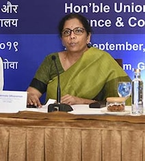 Nirmala Sitharaman Calls For 'Concerted Action' Against Slowdown At IMF