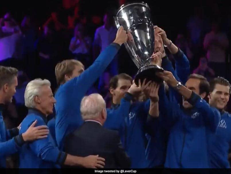 Team Europe retains Laver Cup against Team World