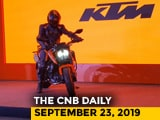 Video : KTM 790 Duke, Maruti Suzuki S-Presso, Tata Motors