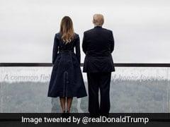 White House Slams Backlash Over Melania's Coat In 9/11 Tribute Image: Report