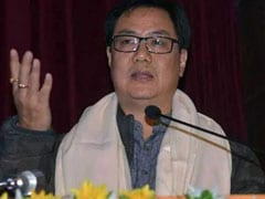 Kiren Rijiju Urges UK Sports Secretary To Include Shooting In CWG 2022