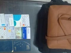 Brazilian Woman's Handbag Snatched By Men On Bike In South Delhi Market