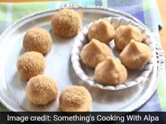 Ganesh Chaturthi 2019: How To Make Churma Ladoo And Modak For Ganesh Chaturthi (Watch Video)