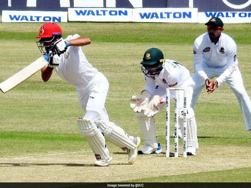One-Off Test: Rashid Khan's Afghanistan Pile Misery On Bangladesh On Day 3