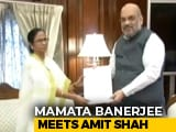 Video : Mamata Banerjee Raises Assam Citizens' List In Meeting With Amit Shah