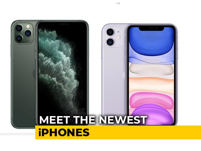 Video : The iPhone 11 Series Launched