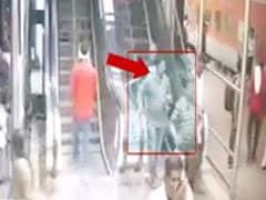 ट्रेन में चोरी करने को लेकर 6 बार खा चुका है जेल की हवा, फिर भी नहीं माना और CCTV फुटेज के जरिए धरा गया