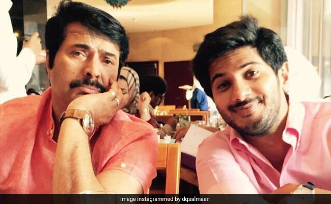 Mammootty's Advice To Son Dulquer Salmaan: 'Take Risks'