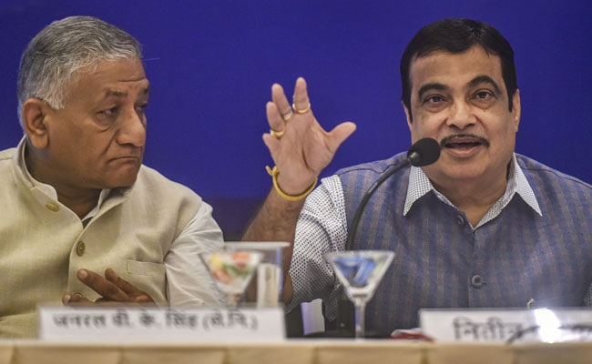 Official Suspended Over 'Fake' PM Office Letter: Nitin Gadkari