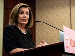 "Nancy Pelosi Accuses US Attorney General Of Going ""Rogue"" In Ukraine Case"