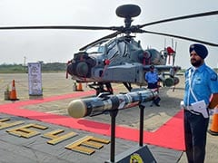 Apaches To Enhance Operational Capability Of Air, Strike Force: BS Dhanoa