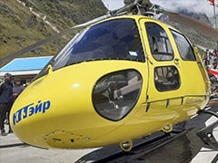 6 Passengers Injured After Helicopter Crash-Lands In Kedarnath