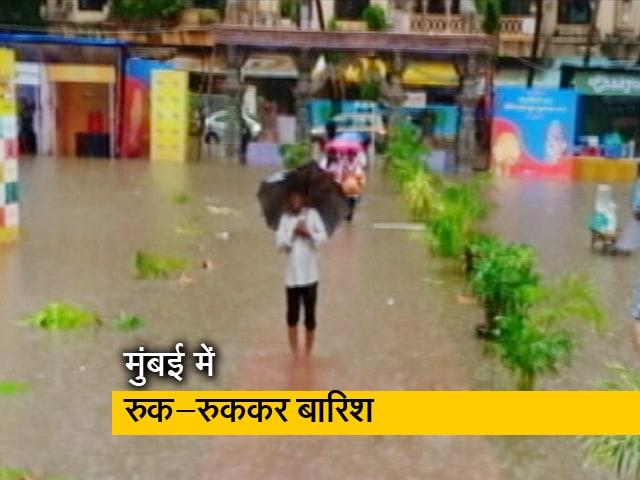 Videos : सिटी सेंटर: बप्पा पर बारिश का पहरा