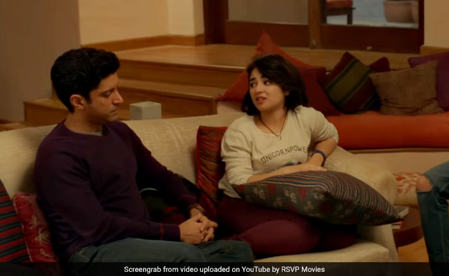 'Hope Zaira Wasim Changes Her Mind About Quitting Films,' Says The Sky Is Pink Co-Star Farhan Akhtar