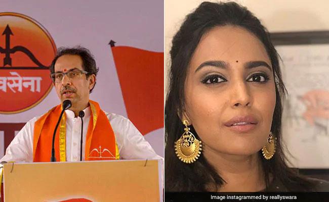 शिवसेना प्रमुख उद्धव ठाकरे ने जवाहरलाल नेहरू पर साधा निशाना, तो Swara Bhaskar ने यूं दिया जवाब...