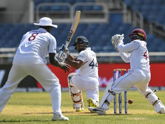 West Indies vs India 2nd Test Day 3  LIVE Score, WI vs IND Live Cricket Score