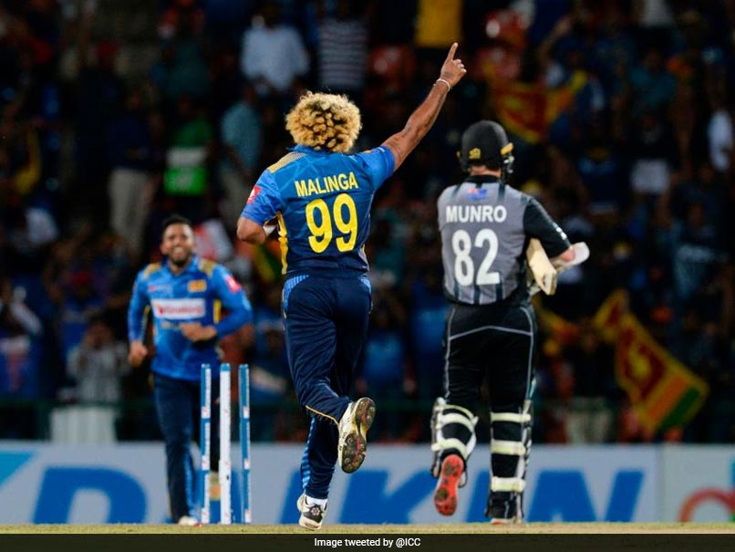 Lasith Malinga becomes the highest wicket-taker in T20I cricket