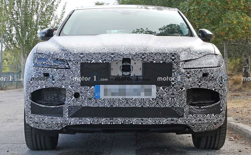 The 2020 Jaguar F Pace has been spotted testing for the first time.