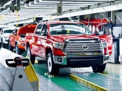 टोयटा के वाहन बिक्री में दर्ज की गयी 22 फिसदी की गिरावट