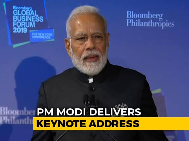Video : 130 Crore Indians Have Shown Development Is Priority, Says PM Modi