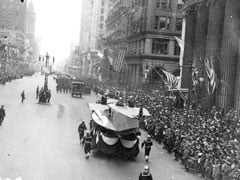 1918 Parade In US Helped Spread A Deadly Flu That Left Nearly 13,000 Dead