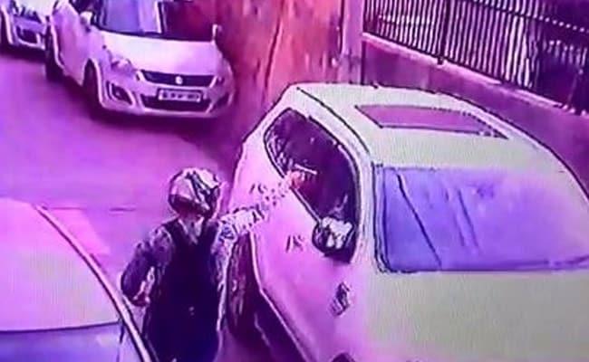 Delhi Cops Crack Daring Murder Of Property Dealer On CCTV, Reveal Motive