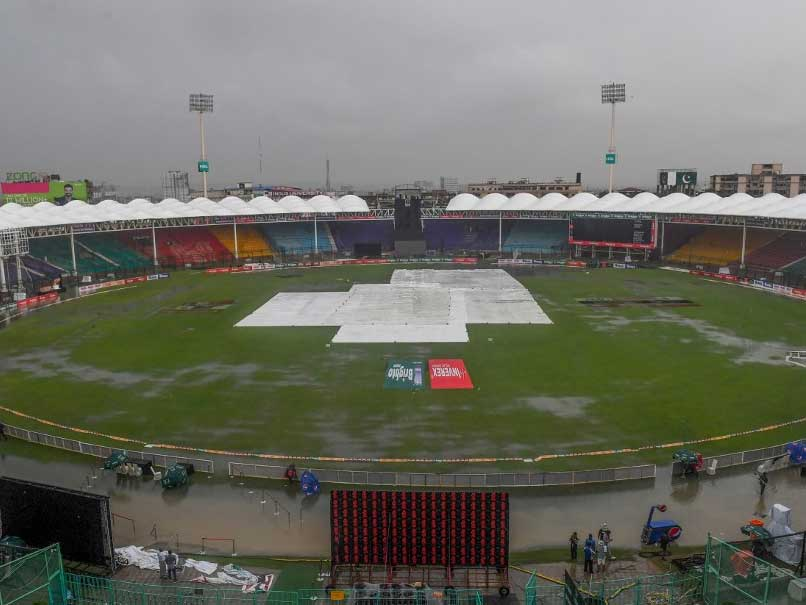 "Pakistan vs Sri Lanka: ICC Posts Hilarious Tweet As Rain ""Washes Out A Game Two Days Away"""