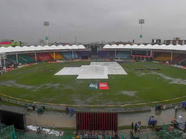 "Pakistan vs Sri Lanka: ICC Posts Hilarious Tweet As Rain ""Washes Out A Game Two Days Away"""