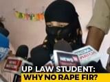 Video : Woman Who Accused Chinmayanand Of Rape Demands Action
