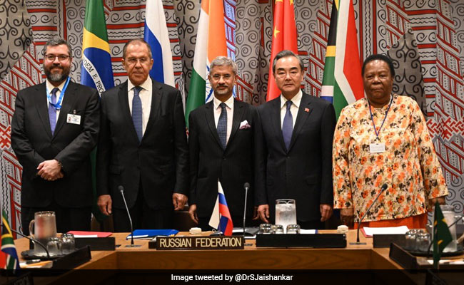 BRICS Condemns All Forms Of Terrorism, Calls For Early Terror Convention