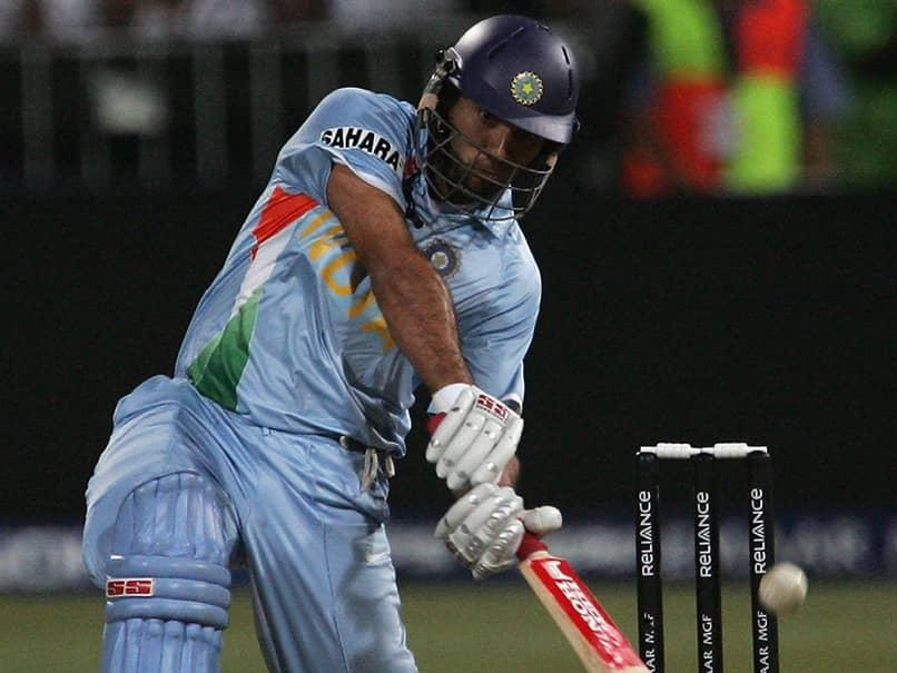 Ravi Shastri Relives The Magic Of Yuvraj Singhs Six Sixes Off Stuart Broads Bowling