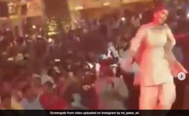 सपना चौधरी ने हरियाणवी सॉन्ग पर यूं बिखेरा जलवा, देसी क्वीन का Video हुआ वायरल