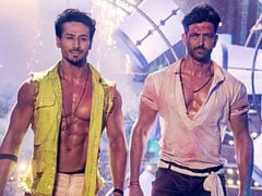 How Tiger Shroff Helped Hrithik Roshan Get Back In Shape After <I>Super 30</i>