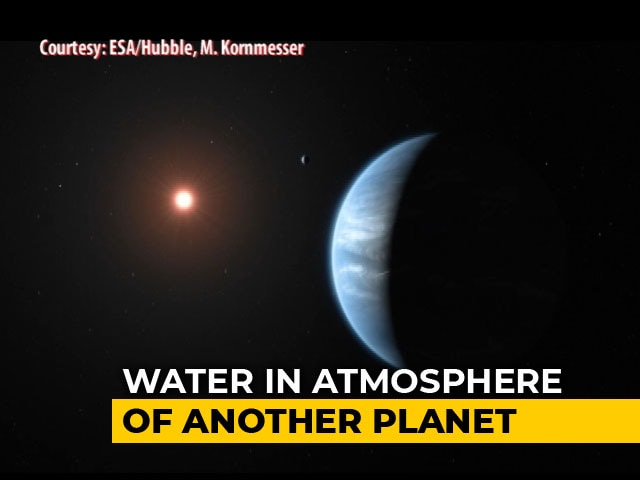 Image result for water in atmosphere of exoplanet