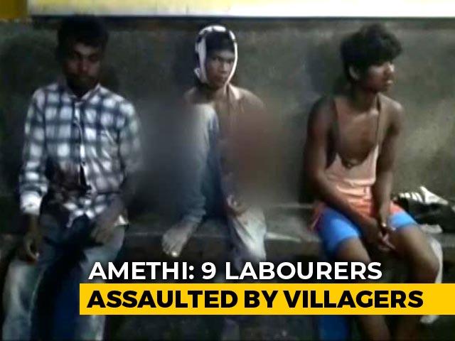 Video : Labourer Mistaken As Child Kidnapper Beaten To Death In Uttar Pradesh