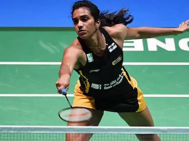 PV Sindhu crashes out in first round of Korea Open