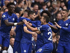 Chelsea vs Brighton: Jorginho, Willian Give Frank Lampard First Premier League Win At Home