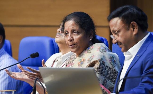 Be Proud Of ISRO: Nirmala Sitharaman On Mamata Banerjee's Attack