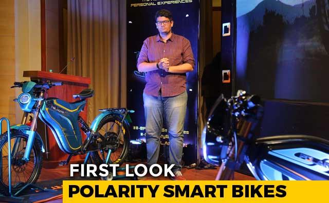 Video : Polarity Smart Bikes – First Look
